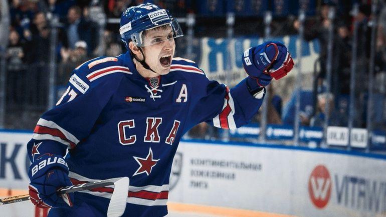 Вадим ШИПАЧЕВ. Фото ХК СКА