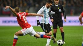 Ноябрь-2017. Россия vs Аргентина и Испания