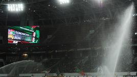 """Через два года на стадионе """"Локомотива"""" может появиться крыша."""