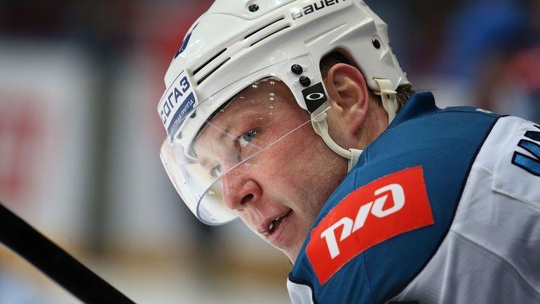 Андрей КОСТИЦЫН. Фото photo.khl.ru