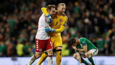 Хет-трик Эриксена, и Дания на чемпионате мира!