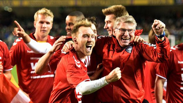 Эриксен – наследник Лаудрупов и лучший тренер Скандинавии