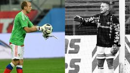 Денис ГЛУШАКОВ и Андрей ТИХОНОВ – вратари.
