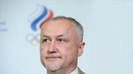 Генеральный директор РУСАДА Юрий ГАНУС.