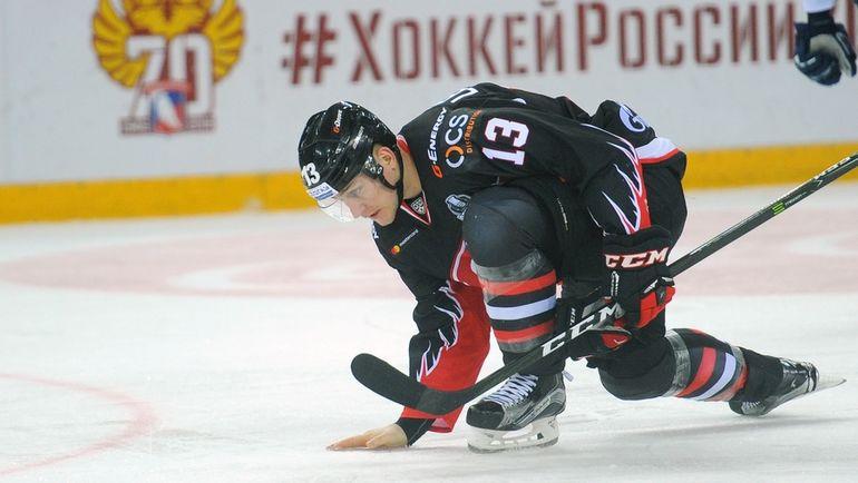 Николай ЛЕМТЮГОВ. Фото photo.khl.ru