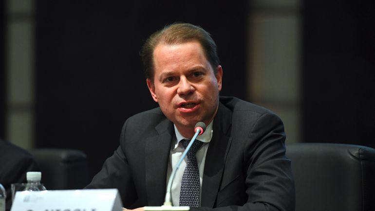 Оливье НИГГЛИ. Фото AFP