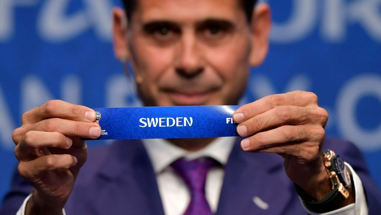 Какими будут группы на чемпионате мира в России? Фото AFP