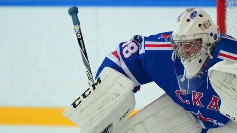Алексей МЕЛЬНИЧУК. Фото ХК СКА