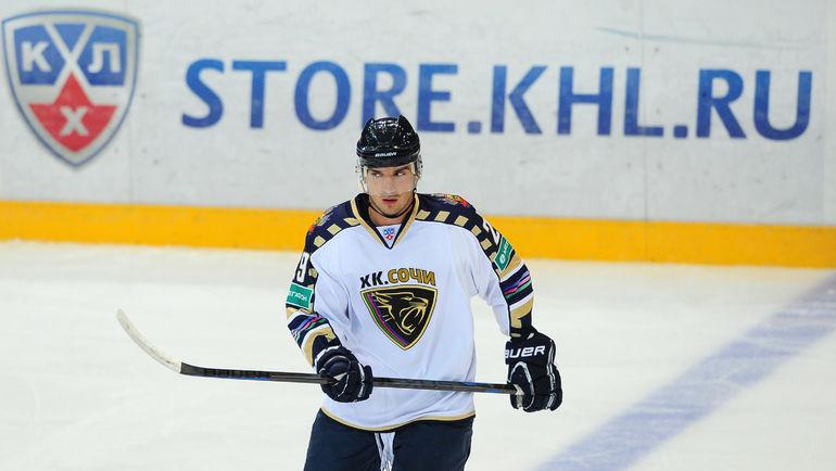 Николай ЖЕРДЕВ. Фото Никита УСПЕНСКИЙ