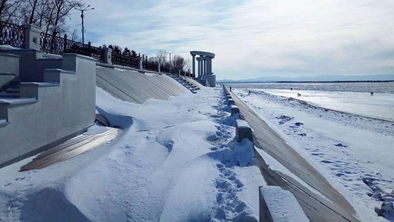 Погода в хабаровске 18 ноября