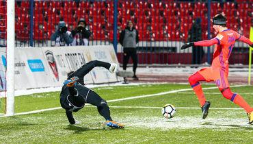 Отмороженный футбол. Дубль Вернблума и травма Березуцкого