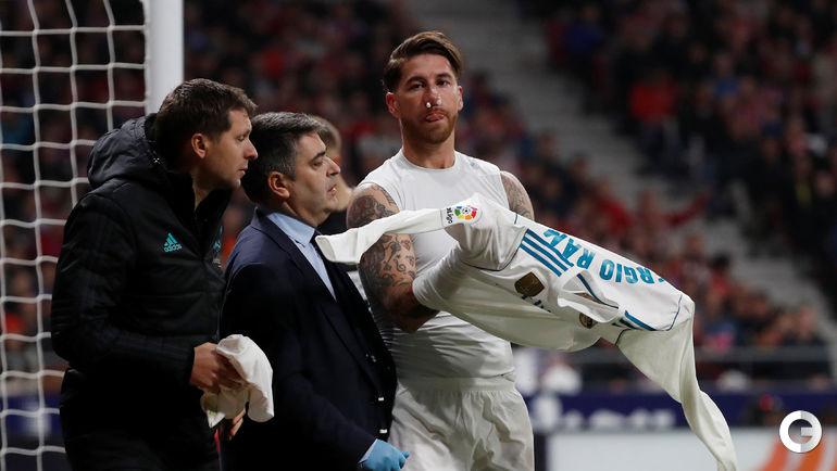 """Суббота. Мадрид. """"Атлетико"""" - """"Реал"""" - 0:0 ."""