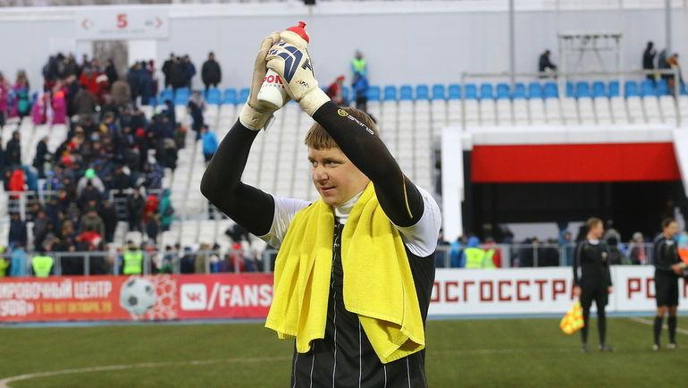 Александр БЕЛЕНОВ. Фото Валерий ШАХОВ