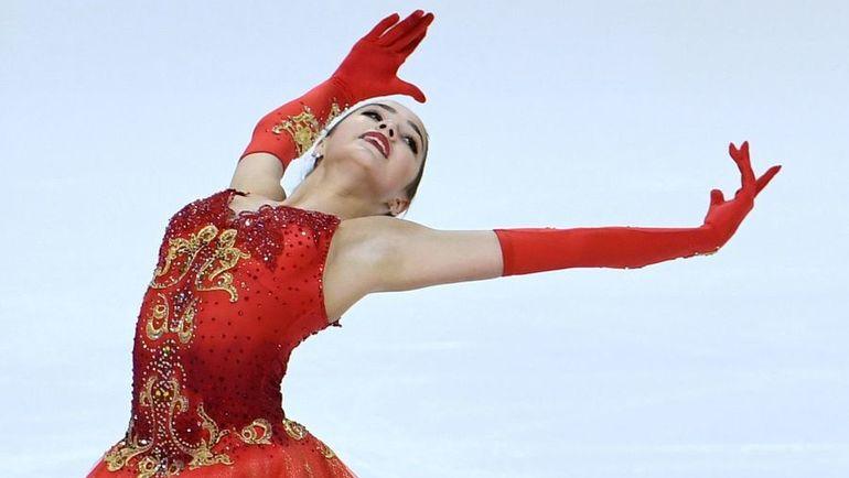 Суббота. Гренобль. Алина ЗАГИТОВА. Фото AFP