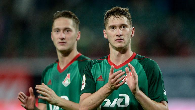 """Антон (слева) и Алексей МИРАНЧУКИ. Фото Дарья ИСАЕВА, """"СЭ"""""""