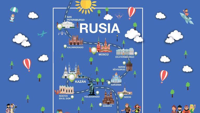 Ростуризм заботится о гостях ЧМ в России.