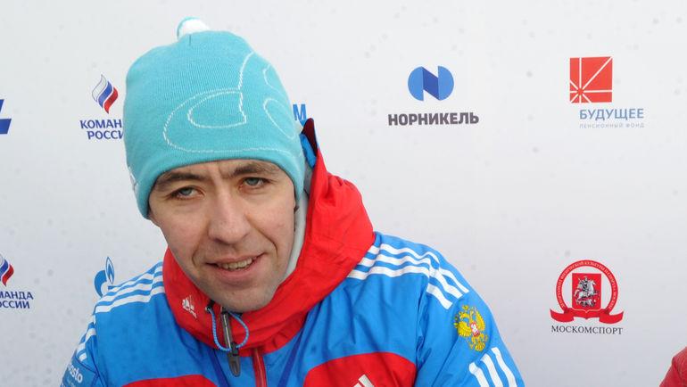 Андрей МАКОВЕЕВ. Фото Никита УСПЕНСКИЙ