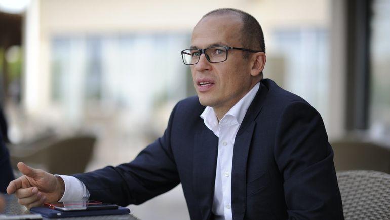 Глава Республики Удмуртия Александр БРЕЧАЛОВ.