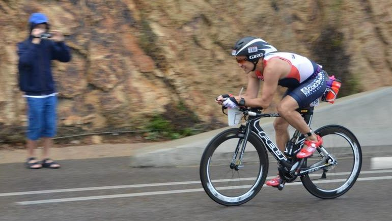 Александр БРЕЧАЛОВ: 180 км на велосипеде.