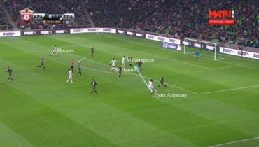 Второй гол в позиционной атаке. Фото «СЭ»