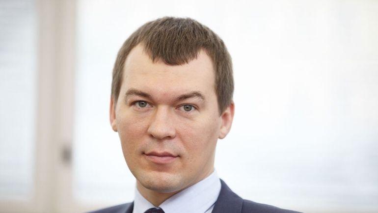 Председатель Комитета Государственной Думы по физической культуре, спорту, туризму и делам молодежи Михаил Дегтярев.
