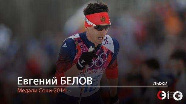 Евгений БЕЛОВ.