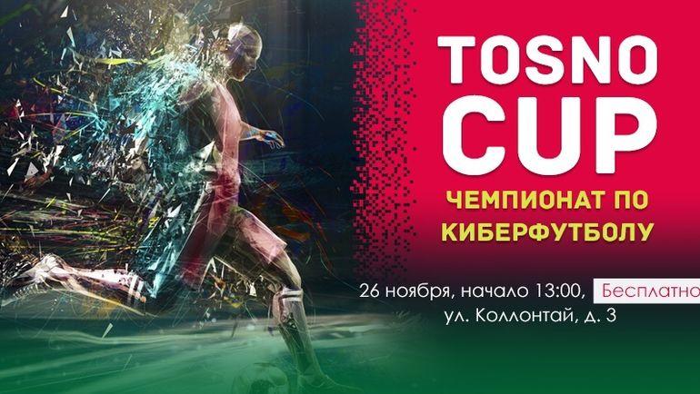Афиша турнира Tosno Cup. Фото fctosno.ru
