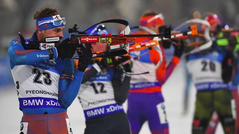 Антон ШИПУЛИН (слева) - главная надежда российской команды. Фото AFP