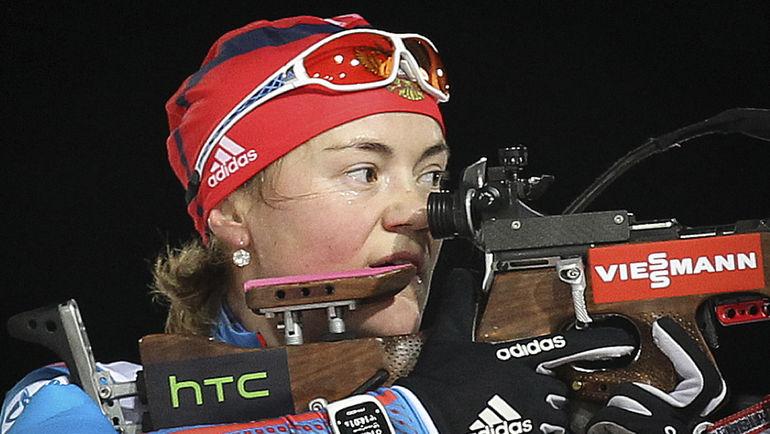 Как после возвращения выступит Екатерина ЮРЛОВА? Фото Андрей Аносов, медиа-служба СБР