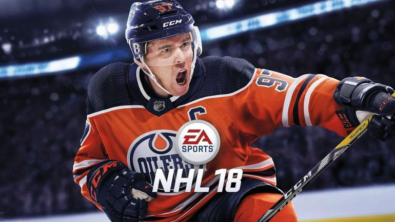 Обложка NHL 18. Фото easports.com
