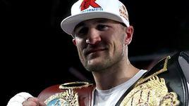 Сергей КОВАЛЕВ завоевал пояс чемпиона мира по версии WBО.
