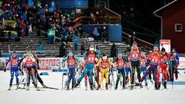 Сегодня. Эстерсунд. В Швеции стартовал Кубок мира-2017/18.