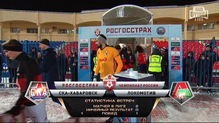 Антон КОЧЕНКОВ перед матчем.