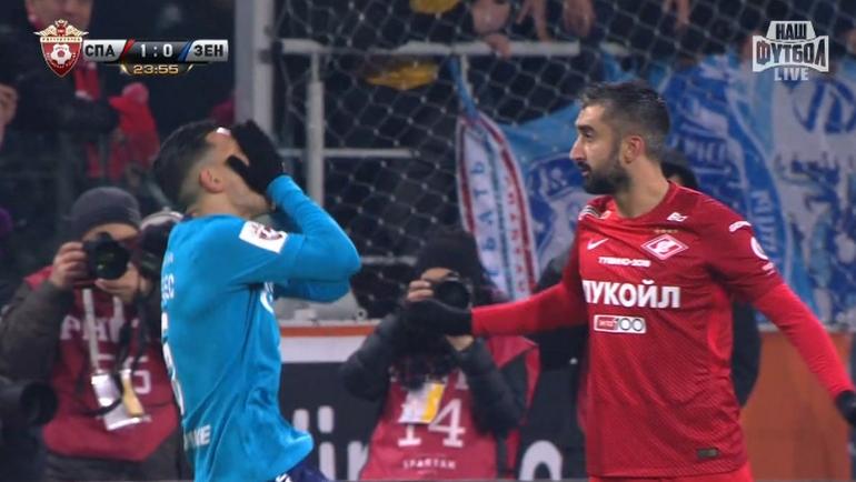 Александр Самедов vs Леандро Паредес.