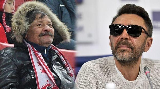 Дмитрий НАЗАРОВ (слева) и Сергей ШНУРОВ.