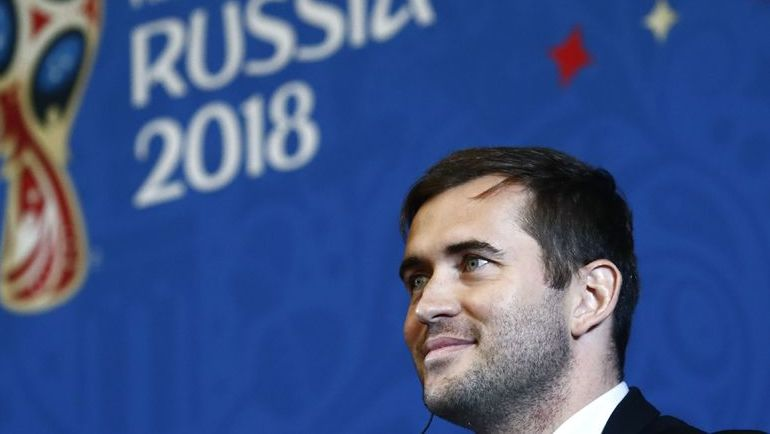 Александр КЕРЖАКОВ. Фото REUTERS