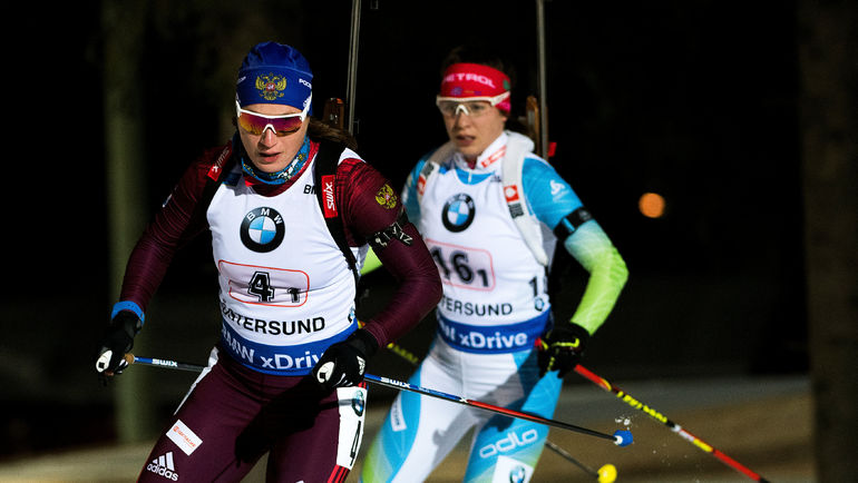 Ольга ПОДЧУФАРОВА (слева). Фото REUTERS