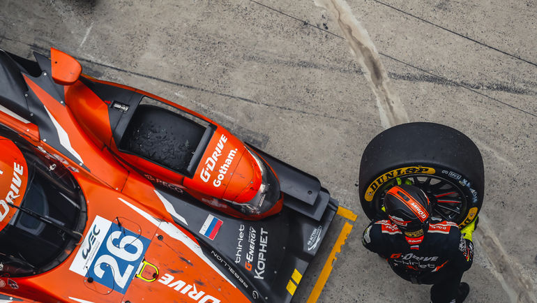 G-Drive Racing.