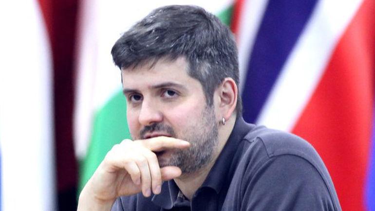 Один из участников турнира гроссмейстер Петр СВИДЛЕР. Фото FIDE