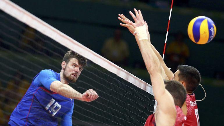 Россия на первом этапе ЧМ-2018 сыграет с США, а также Сербией, Австралией, Тунисом и Камеруном. Фото Reuters