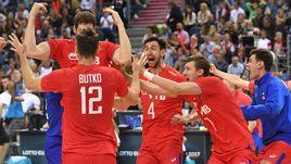 3 сентября. Краков. Российская сборная приедет на чемпионат мира в качестве чемпионов Европы.
