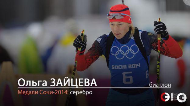 Ольга ЗАЙЦЕВА. Фото