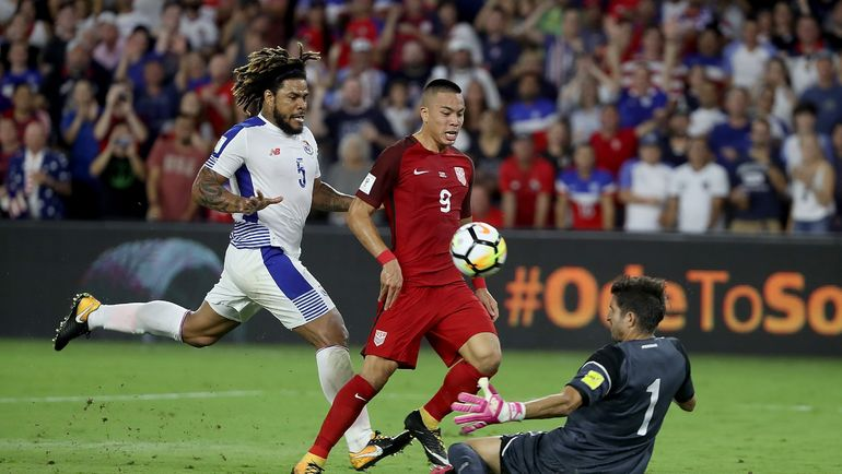 Панама не пустила в Россию сборную США. Фото AFP
