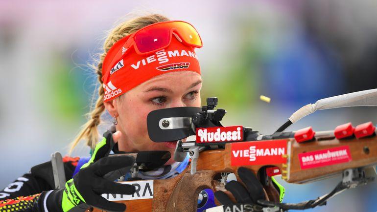 Дениза ХЕРМАНН. Фото AFP