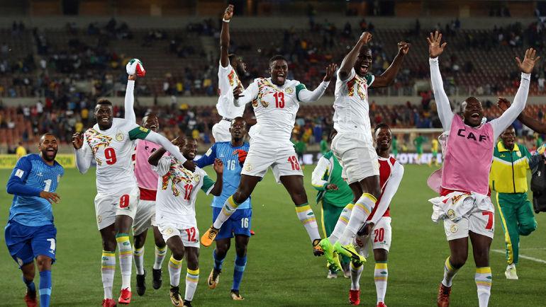 Сборная Сенегала: возвращение на чемпионат мира. Фото AFP