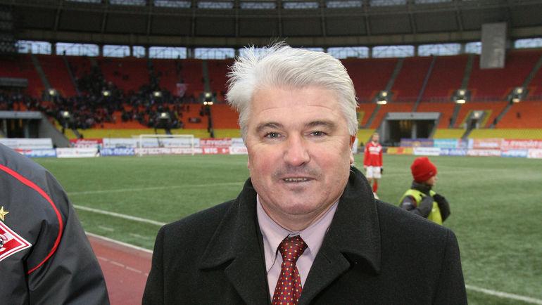 Сергей АНДРЕЕВ. Фото Алексей ИВАНОВ