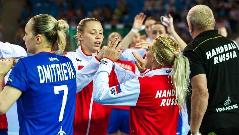 Как россиянки выступят на чемпионате мира? Фото Дмитрий МАРОЧКИН, ФГР