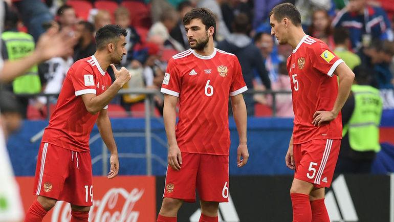 Соперники по группе считают, что с Россией вполне можно побороться за выход в плей-офф. Фото «СЭ»