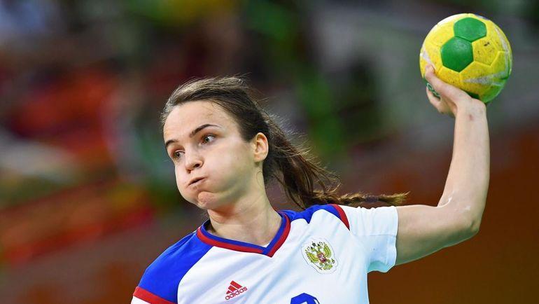 Анна ВЯХИРЕВА. Фото AFP