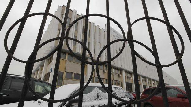 МОК оставил ОКР вне игры. Фото Reuters